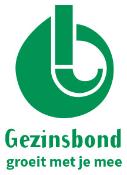 Logo Gezinsbond groeit met je mee